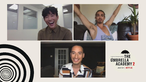 Avatar of Cast Talk 'The Umbrella Academy' Season 2 | ETCanada.com