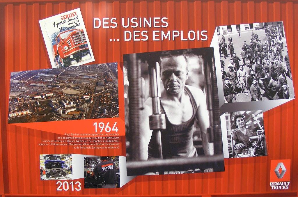 1964+2013+Berliet+Renault+Trucks+Exposition