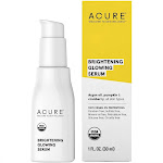 Acure Brightening Facial Glowing Serum 1 fl oz