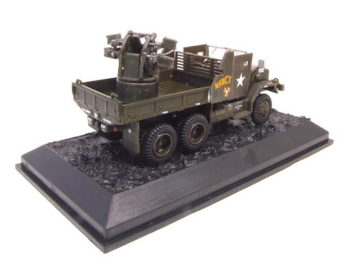 M35A1 Truck Back