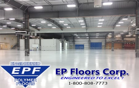 Warehouse & Loading Dock Floors| Epoxy Coatings | Nationwide