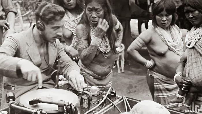 Índios e Nazistas
