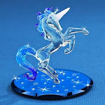 Glass baron unicorn, starlight
