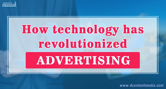 How Technology Has Revolutionized Advertising