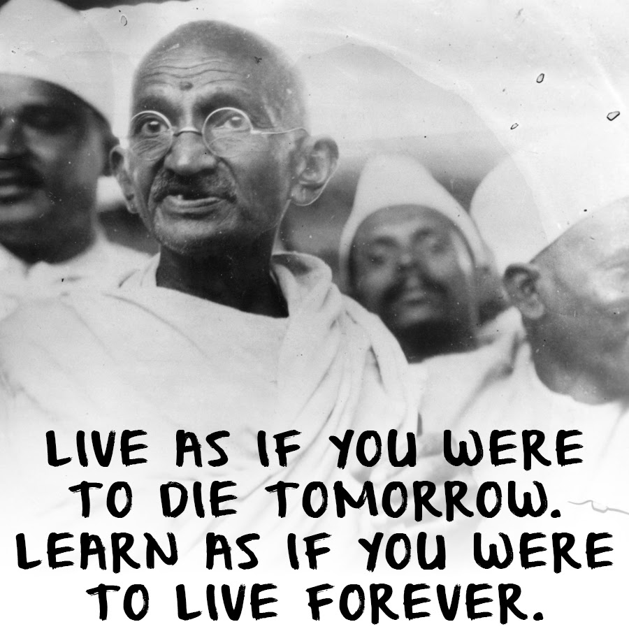 Best Quotes From Gandhi Above All Akon