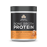Bone Broth Protein Salted Caramel Powder 6-Pack | Ancient Nutrition