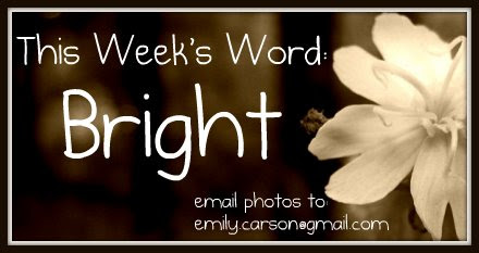 This Week's Word, Bright