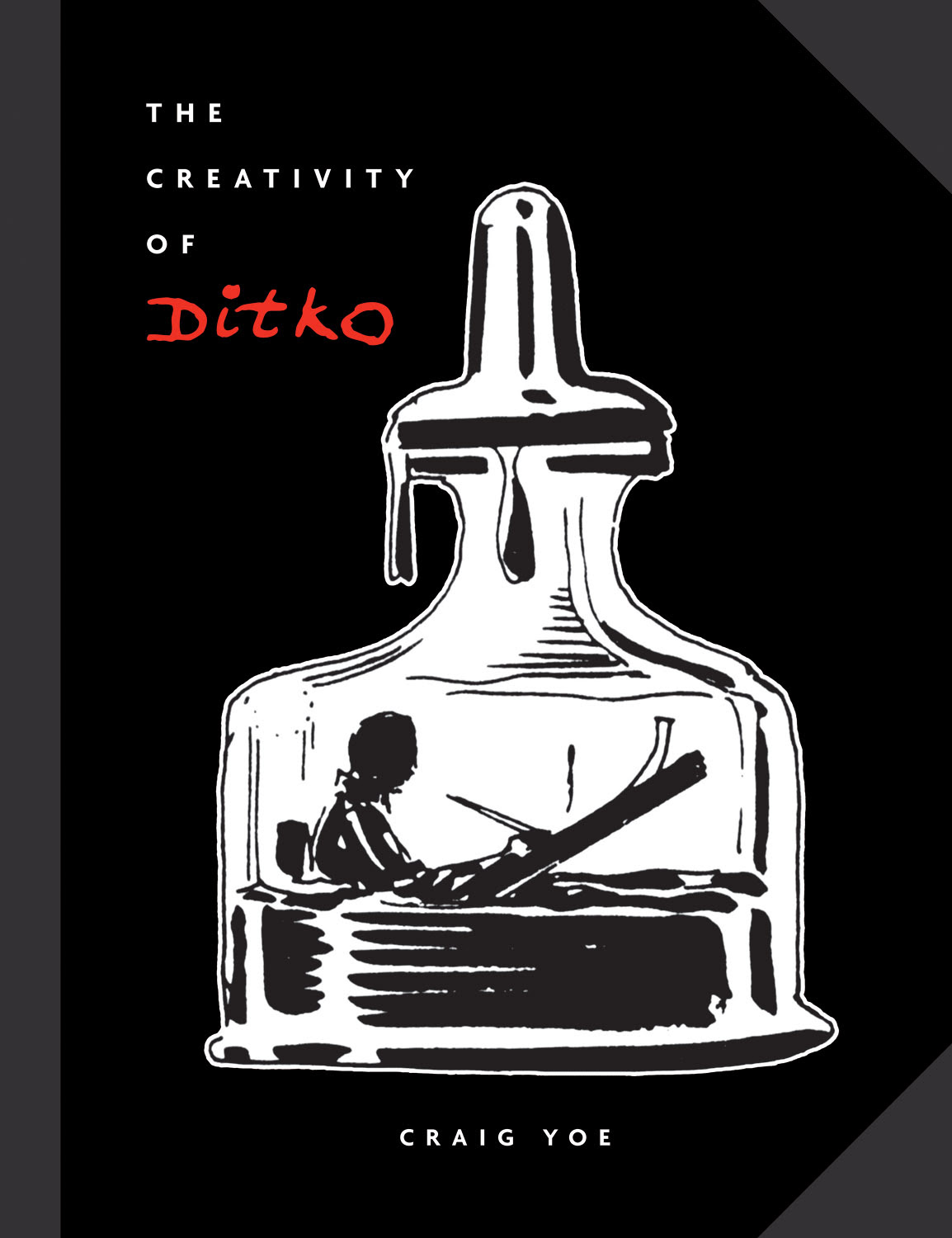 [The Creativity of Ditko Cover]