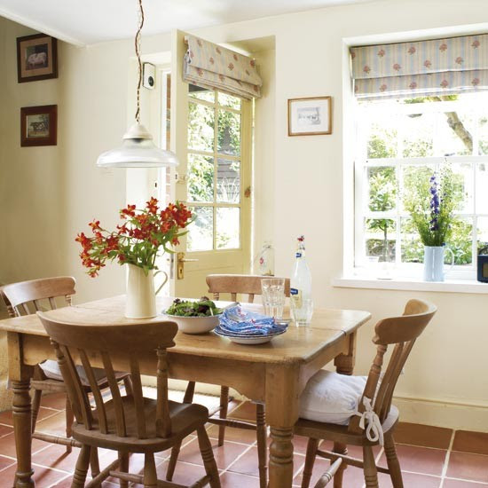 Country cottage dining room | Dining rooms | Dining room ideas | Image | Housetohome