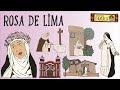 30 de Agosto - Historia de Santa Rosa de Lima - Himno a Santa Rosa - Videos de Santa Rosa de Lima