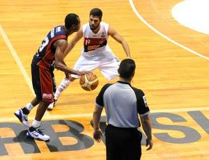 basquete liga sul-americana Flamengo e Brasília  (Foto: Marcelo Figueira / FIBA)