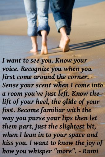 I Want To See You Know Your Voice Recognize You When You First