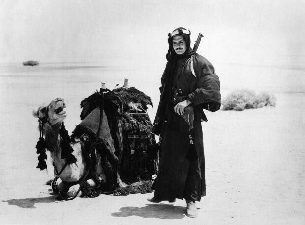 Omar Sharif Lawrence of Arabia