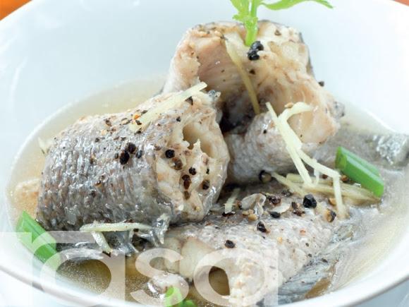 Resepi Sup Ikan Haruan