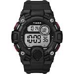 Timex Men's A-Game DGTL 50mm Watch - Black/Red