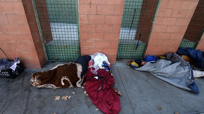 2.5 million Australians are now living in poverty. Picture: AFP