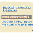 Catastrophic care health insurance