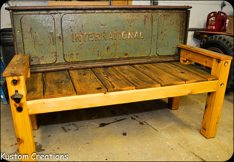 Tailgate Benches - #2379782520 - KustomCreations' Photos | SmugMug