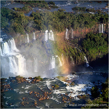 Iguassu Falls, Brazil, Argentina