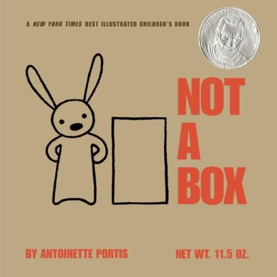 Cover image for Not a box