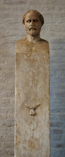 Herma of Demosthenes