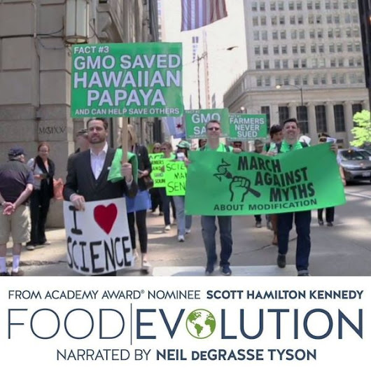 Special event: Food Evolution Film Screening and Panel Discussion