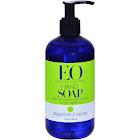 EO Liquid Hand Soap, Peppermint & Tea Tree - 12 fl oz bottle