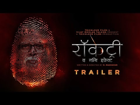 Rocketry Hindi Movie Trailer