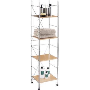 Neu Home 4 Shelf Towel Tower - Furniture & Mattresses - Entryway ...