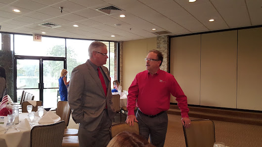 Lake Houston Area Networking Group November 11th 2016 at Kingwood Country Club