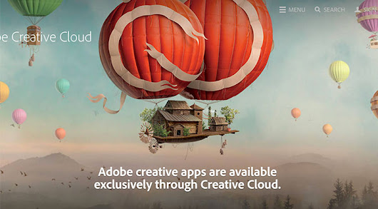 Adobe Software Goes Cloud Only