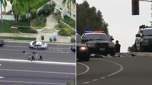 Whittier police officer shot, killed while responding to crash