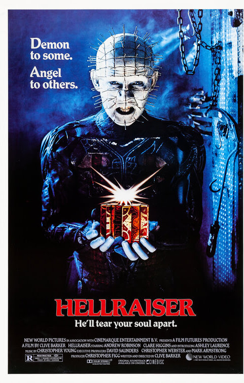 200 Items Or Less: Hellraiser (1987)