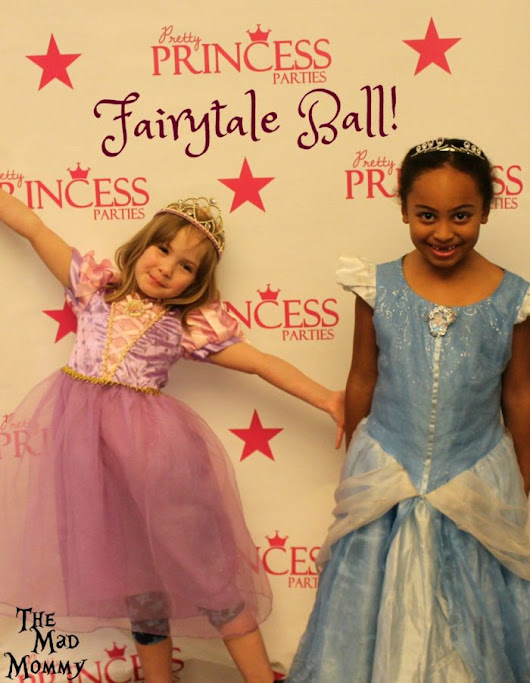 Magic, Fairytales and A Princess Ball!