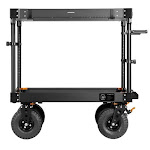 "Inovativ Apollo 40"" Premium Evo Aluminum Wheel Cart, 1200 lbs Capacity"