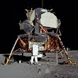 The First Men on the Moon: The Apollo 11 Lunar Landing