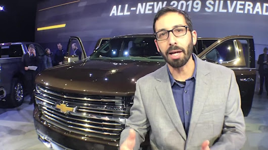 2019 Chevy Silverado 1500 engine specs | Autoblog Short Cuts - Autoblog