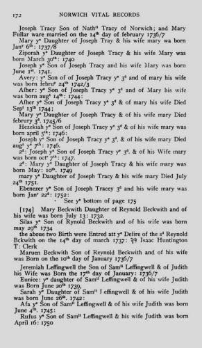 Hezekiah Birth