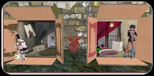 Kabuki Creations & heap! 1
