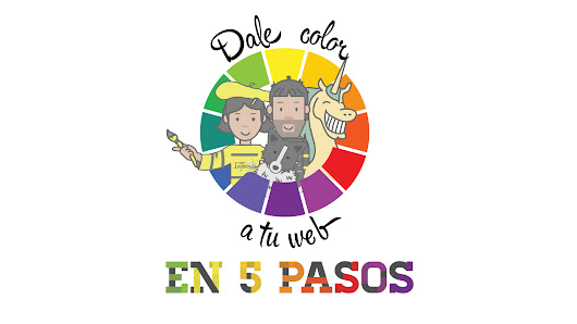 Dale color a tu web en 5 pasos - Bee Ingenious