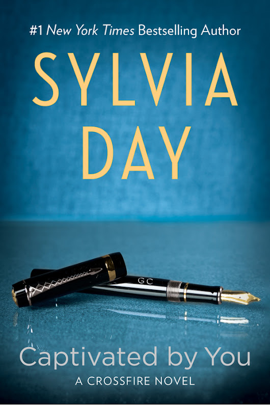 Sylvia Day on Teaser Tuesday -