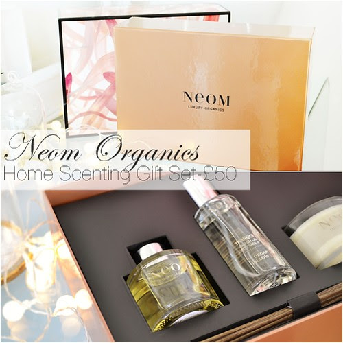 Neom Home Scenting gift set christmas