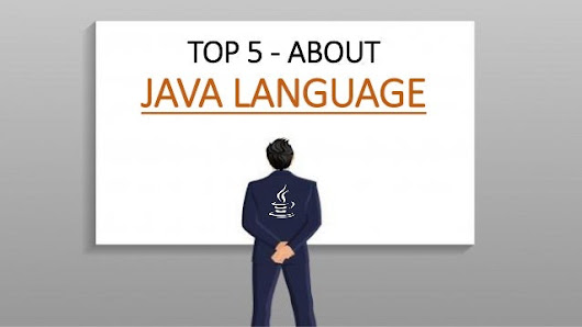 Top 5 outcomes about the Java programming language