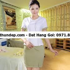 đồng phục spa bán sẵn