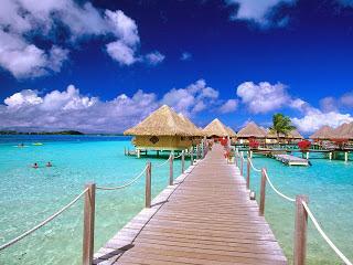 520+ gambar pemandangan pantai terindah di dunia HD Terbaik