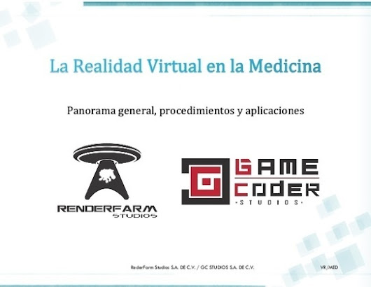Panorama General de la Realidad Virtual en Medicina | Virtual Reality
