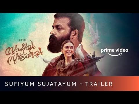 Sufiyum Sujatayum Trailer