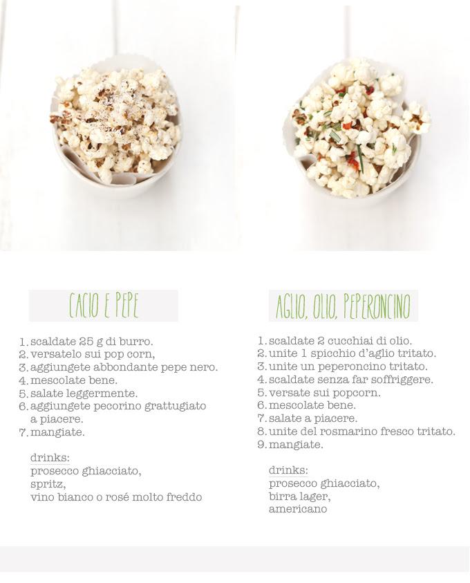 cacio e aglio olio