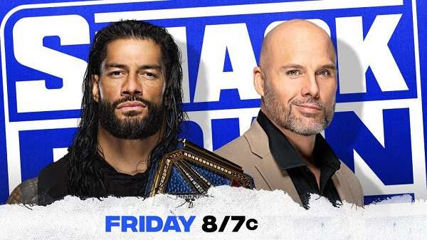 Watch WWE Smackdown Live 1/15/21 January 15th 2021 Online Full Show Free