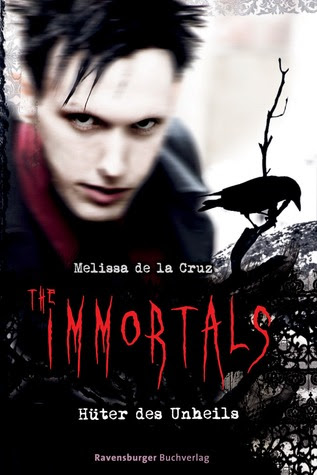 Hüter des Unheils (The Immortals, #2)
